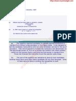 General Mathematics Paper 2 November 2007