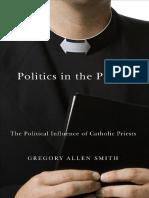 La política en la parroquia