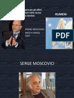 Serge Moscovici 2014