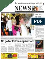 Maple Ridge Pitt Meadows News - Wednesday October 20