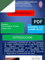 Periodontograma Mi Exposicion de Clinica i