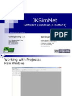 Software JKSimMet Windows Buttons Rev2.0