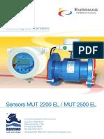 Data Sheet for MUT2200 MC608