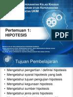 Materi Hipotesis-1