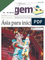 Suplemento Viagem - Estado de S.Paulo - Ásia para iniciantes 20100928