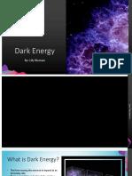 dark 20energy 20presentation 20new