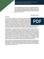 Essay Final en espanol-cooperativas en el peru