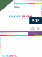 6. Cálculo Mental (Fichero)