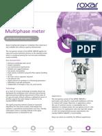 Roxar Multiphase Meter Mpfm1900vi Non Gamma Topside en 927030 (00000003)