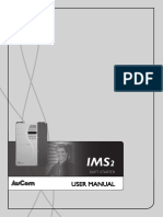 IMS2 Manual Eng
