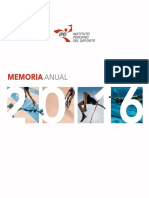 Memoria Anual Ipd 2016