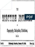The Scottish Journal of Topography, Antiquities, Traditions, Etc., Vol. I, No.