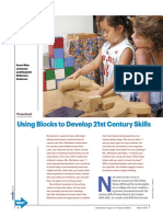 Blocks 21st Century Skills