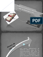 Diapositivas Nia 550 Partes Vinculadas