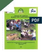 Manual de Campo en Silvicultura y Agroforestería