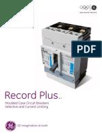 Catalogo Record Plus IEC GB