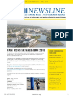NAMI Newsline Fall 2018