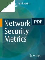 32952.Network Security Metrics