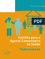 Cartilha Agente Comunitario Saude Tuberculose