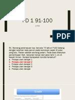FD 1 91-100
