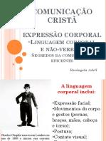 Aula 2 - Comunicação - Linguagem Corporal