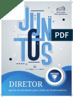 Agenda do Diretor DBV 2019 - AMT - UCOB