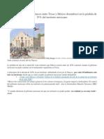Cómo La Disputa Del Río Nueces Entre Texas y México Desembocó en La Pérdida de 55