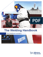Welding_Handbook for maritime welders