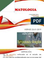 1 Bromatologia 1ra Clase