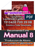 Manual 8 Produccion Abono Con Lombriz Californiana