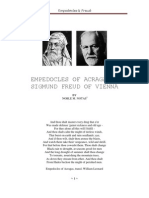 Empedocles and Freud by David Arthur Walters