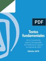 Textos fundamentales