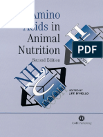 Amino Acids in Animal Nutrition e Book