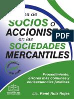 Libro Asamblea Socios