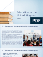 UNIT 3_ Education in the United Kingdom