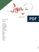 Libreto Sugar