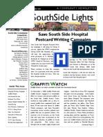 SSCC Winter 2009 Newsletter