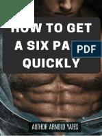 Como Conseguir Um Pack 6 Rapidamente