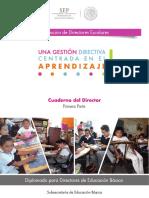 Una gestión directiva centrada en el aprendizaje