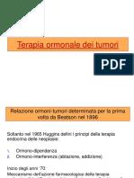 Terapia Ormonale Dei Tumori