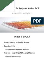 Qpcr Presentation
