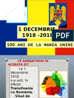 Ziua Nationala 1 Decembrie
