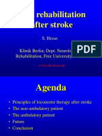 Gait Rehabilitation After Stroke Luxembourg