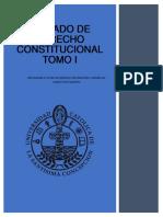 Alejandro Silva. Tratado de Derecho Constitucional Tomo I
