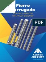 Hoja Tecnica Fierro Corrugado a615 Sello Verd(Nuevo Estilo 2015) Ado
