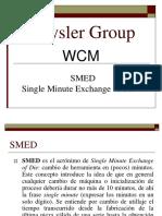 SMED WCM