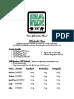 seaweedz menu  4
