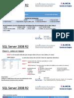 SQL Server 2008 R2 Clases