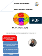 Plan Salud Mental