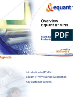 Equant- IP VPN Product Overview 9Aug02 -FK